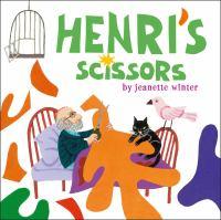 Henri's Scissors book cover
