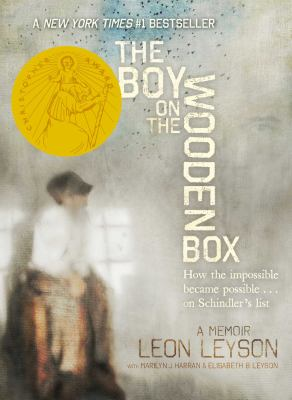 Cover Art for The Boy on the Wooden Box