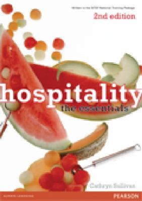 Hospitality : the essentials