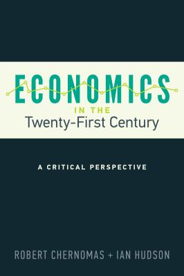 Economics in the Twenty-First Century - Opens in a new window
