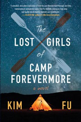 Cover art for The Lost Girls of Camp Forevermore