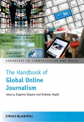 The Handbook of Global Online Journalism Cover Art