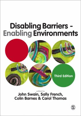 Disability Barriers - enabling environment