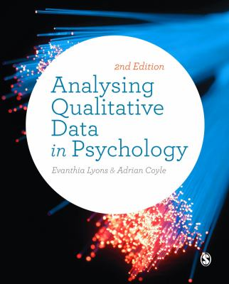 Analysing Qualitative Data in Psychology