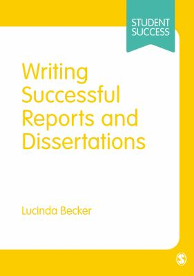 Book cover image for Writing Successful Report