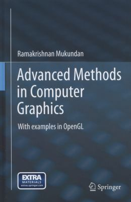 book cover: Advanced Methods in Computer Graphics