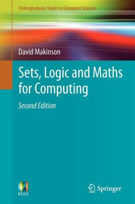 book cover: Sets, Logic and Maths for Computing