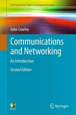 book cover: Communications and Networking