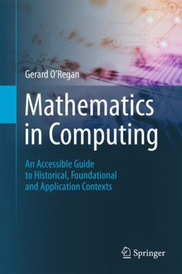 book cover: Mathematics in Computing