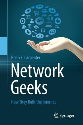 book cover: Network Geeks