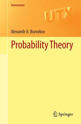 book cover: Probability Theory
