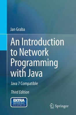 book cover: An Introduction to Network Programming with Java