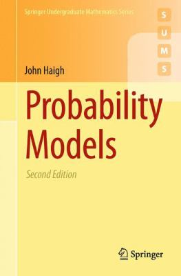 book cover: Probability Models