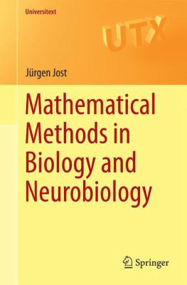 book cover: Mathematical Methods in Biology and Neurobiology