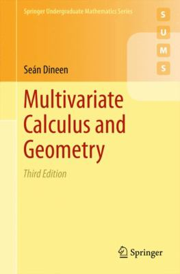 book cover: Multivariate Calculus and Geometry