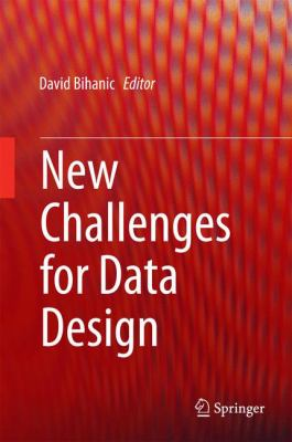 book cover: New Challenges for Data Design