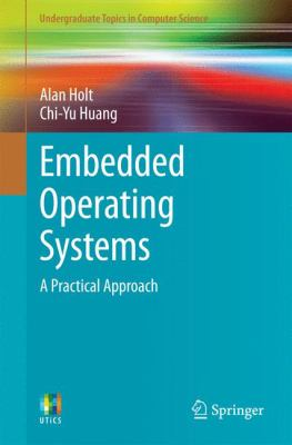 book cover: Embedded Operating Systems (2014)