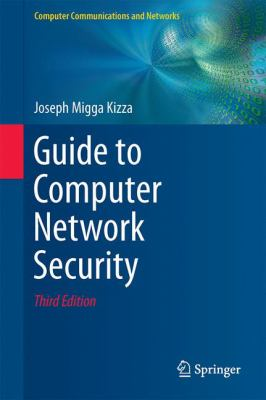 book cover: Guide to Computer Network Security