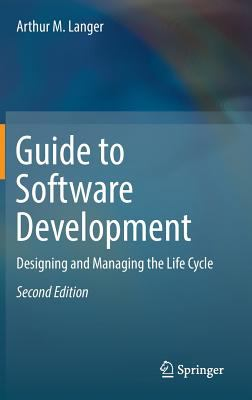 book cover: Guide to Software Development