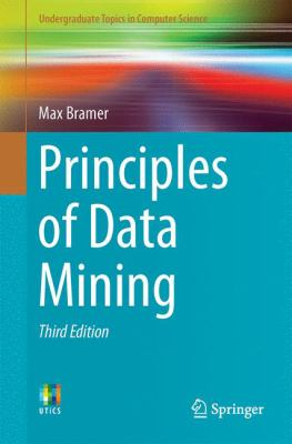 book cover: Principles of Data Mining