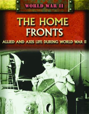 The Home Fronts book cover image