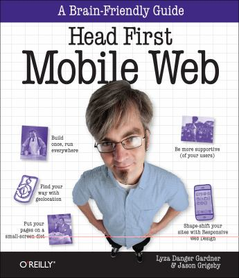 book cover: Head First Mobile Web