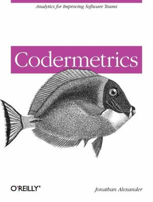 book cover: Codermetrics