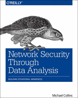 book cover: Network Security Through Data Analysis