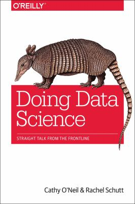 book cover: Doing Data Science