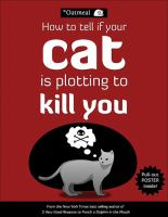 How to tell if your cat is planning to kill you