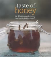 Book cover for Taste of Honey