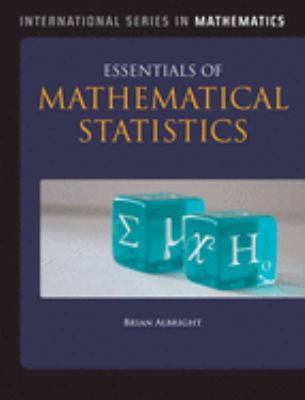 Book cover: Essentials of Mathematical Statistics
