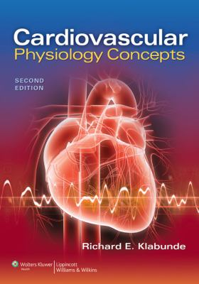 Cardiovascular Physiology Concepts cover art