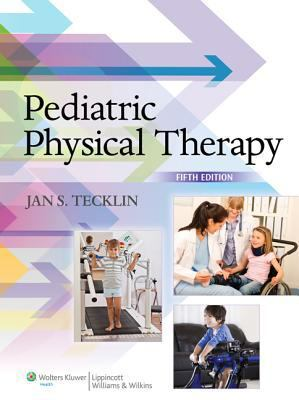 Book cover: Pediatric Physical Therapy