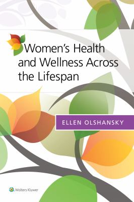 Book cover Women's health and wellness across the lifespan.