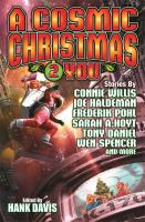 Cosmic Christmas book cover