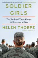 Soldier Girls book cover