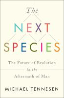 """The Next Species"" book cover"