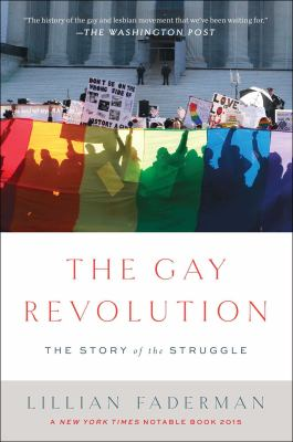 The Gay Revolution Cover Art