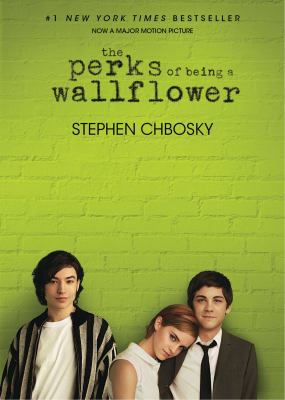The Perks of being a wallflower cover art
