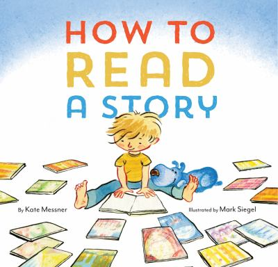 Details about How to Read a Story