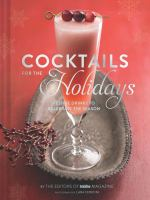 Book cover for Holiday Cocktails