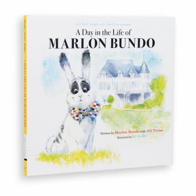 Cover art for Day in the Life of Marlon Bundo