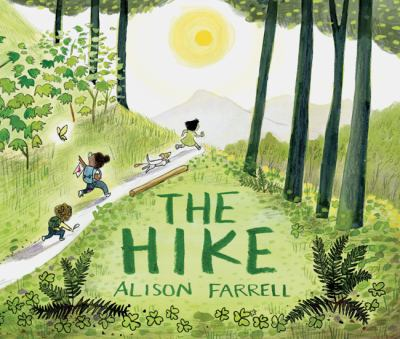 The Hike Cover Art