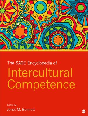 Book jacket for The SAGE Encyclopedia of Intercultural Competence