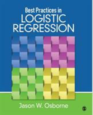 book cover: Best Practices in Logistic Regression