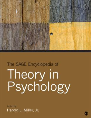 The Sage Encyclopedia of Theory in Psychology