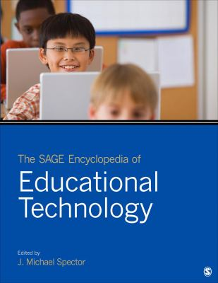 Book jacket for The SAGE Encyclopedia of Educational Technology