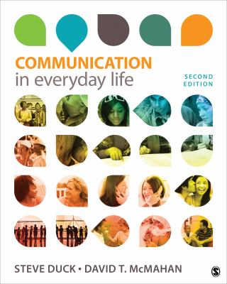 Communication in Everyday Life Cover Art