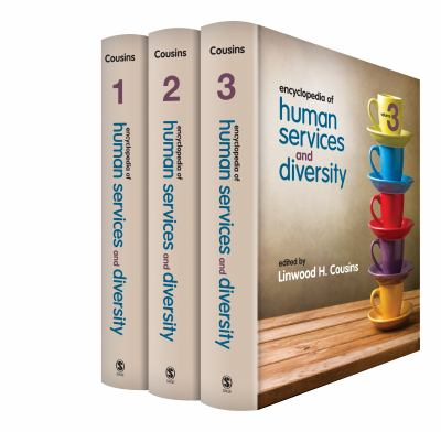Cover Art of Encyclopedia of Human Services and Diversity